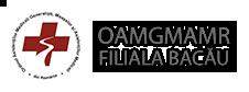 OAMGMAMR Bacău Logo