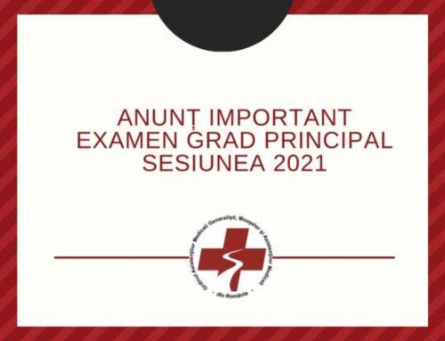 Ministerul Sănătăţii a aprobat derogarea de la condiţia de experienţă profesională.